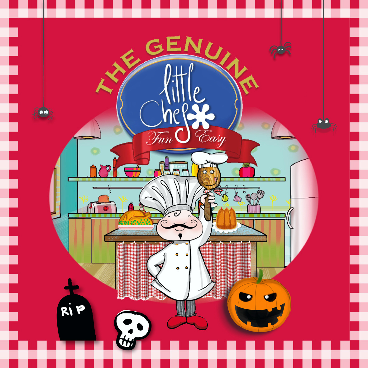 Little chef Halloween